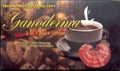 Gano Brand - Ganoderma 2-in-1 Black Coffee ™